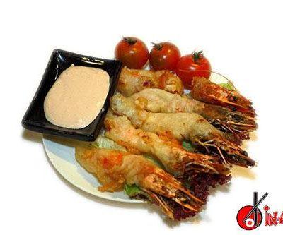 Темпурные блюда